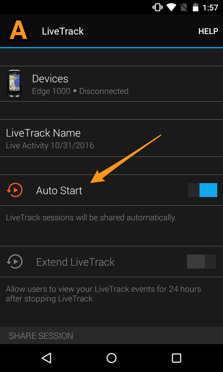 Strava Beacon for Garmin (Summit) – Strava Support